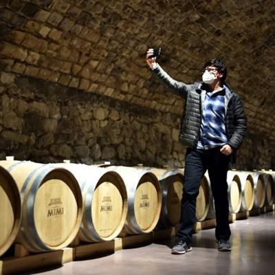 Pandemic hits tiny Moldova's hopes for wine tourism boom