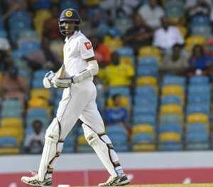 Sri Lanka hit back to put brakes on Windies