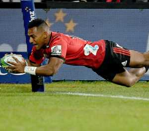 'Rocket' Reece among four new faces for All Blacks