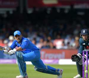 Chahal says Dhoni grind a 'chance to get a knock'