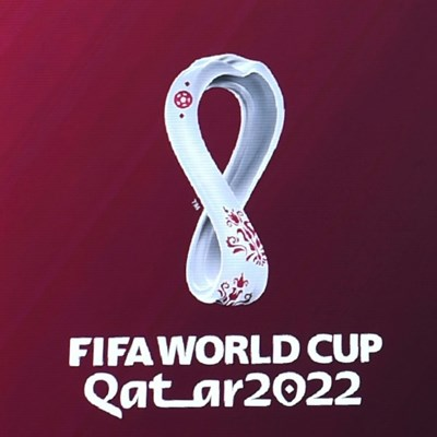 Qatar unveils 2022 World Cup logo round the globe