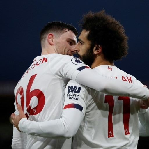 African players in Europe:Salah and Keita drive Liverpool towards title
