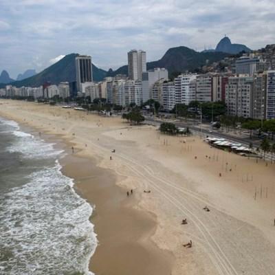 Rio to make beachgoers reserve space via app