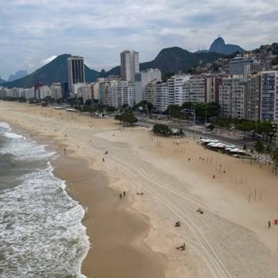 Rio scraps beach app reservation idea