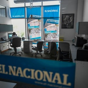 Venezuelan newspaper boss decries $13 mn damages ruling