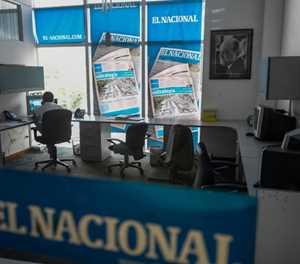 Venezuelan newspaper boss decries $13 mn damages ruling