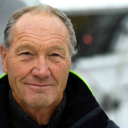 French yachtsman wins transatlantic race in record time