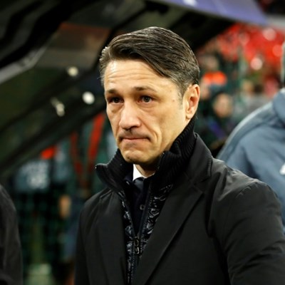 Glum Bayern boss Kovac eyes domestic double after European exit