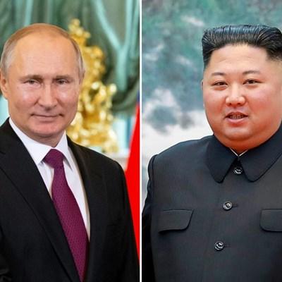 N.Korea's Kim, Putin to hold first talks in Russia's Far East