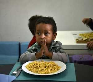1-in-3 young children undernourished or overweight