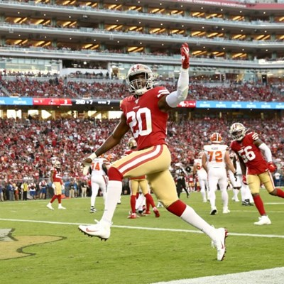 High-flying 49ers set the pace off the field with real-time tech