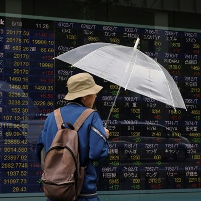Asia virus latest: Japan in recession; S. Korea 'sex doll' scandal