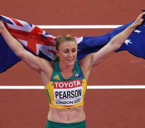 Another injury setback for hurdles world champ Pearson