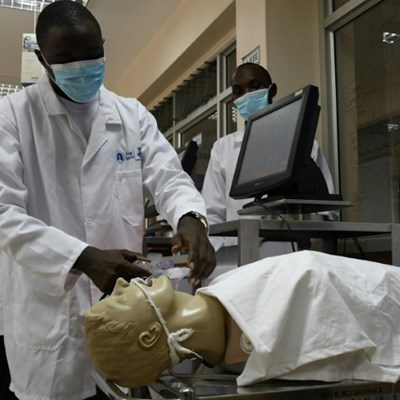 'We can get it done here': Africa's tech scene tackles virus