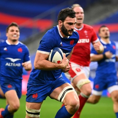 France's Ollivon 'ready' for Six Nations opener after concussion scare