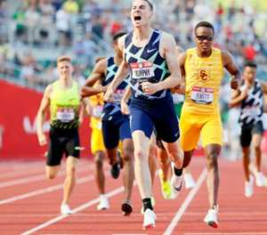 World 800m champion Brazier stunned at US Olympic trials