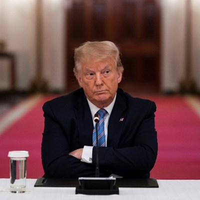 Trump says considering TikTok ban as China row deepens