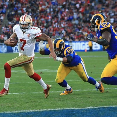 Redskins rule out making move for Kaepernick