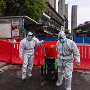 Wuhan's virus ground-zero market hides in plain sight