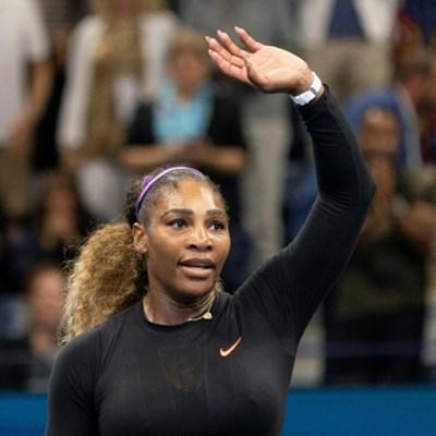 Motherhood helps Serena reach brink of history as 38 looms