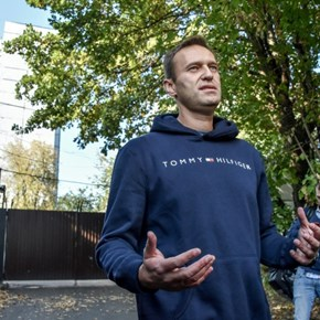 Putin opponent Navalny freed after 30 days in jail