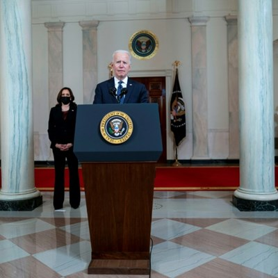 Biden calls 'systemic racism' a 'stain on our nation's soul'