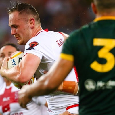 England v Australia rugby league series cancelled