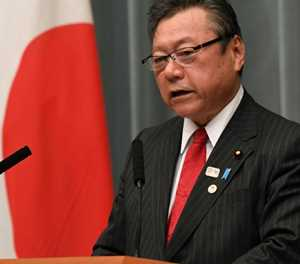 Japan minister sorry for ill Olympic swimmer gaffe