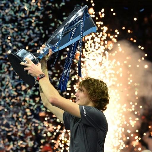 Zverev shocks Djokovic to win ATP Finals