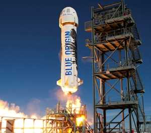 1st space tourist flights could come in 2019