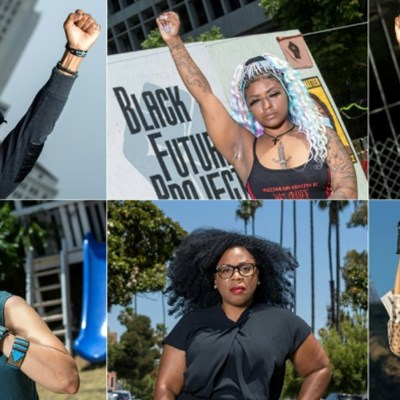 Superheroes and skater videos: young LA entertainers lead new activism