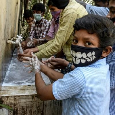 India's Modi to go into virus lockdown for Holi festival