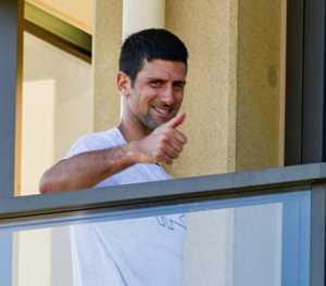 Kyrgios slams 'tool' Djokovic as Australian Open tensions run high