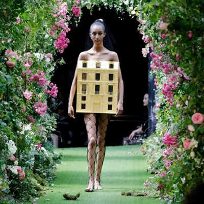 Off with their heels! Dior leads footwear revolution