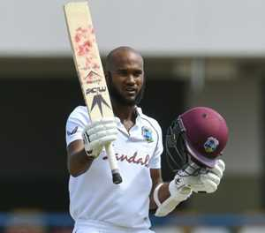 West Indies captain Brathwaite signs for Gloucestershire