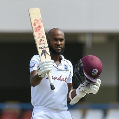 West Indies captain Brathwaite signs for Gloucestershire
