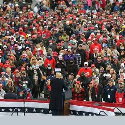 Win or lose, Trump's movement stronger and bigger than ever