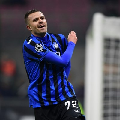 Ilicic nets twice as Atalanta destroy AC Milan