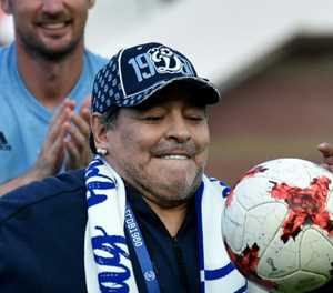 Maradona: playing genius but coaching misfit