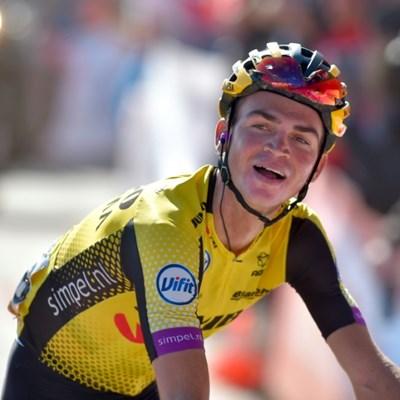 American Kuss triumphs on Vuelta summit as big guns exchange fire