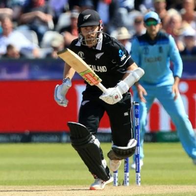 New Zealand's Williamson hopes break sparks World Cup revival