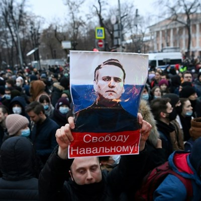 Navalny's team calls for weekend protests outside Russia's FSB