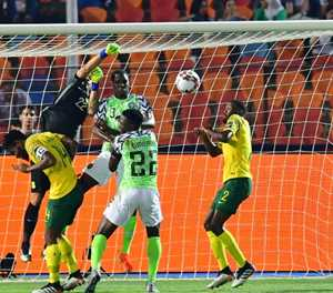 Troost-Ekong revels in 'dream' winner for Nigeria