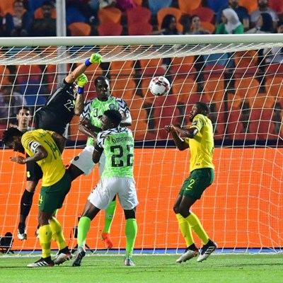 Troost-Ekong revels in 'dream' winner for Nigeria