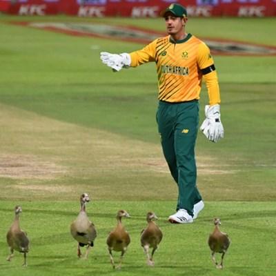 De Kock to captain South African Test team