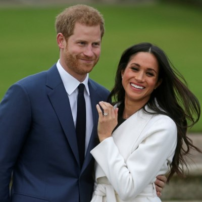 Prince Harry starts new life with Meghan in Canada