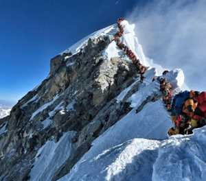 Three more deaths on Everest