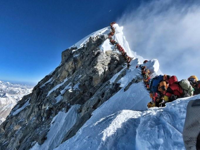 Three more deaths on Everest