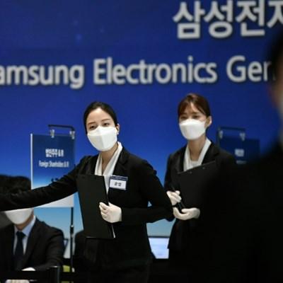 Samsung Electronics expects profit rise on coronavirus demand