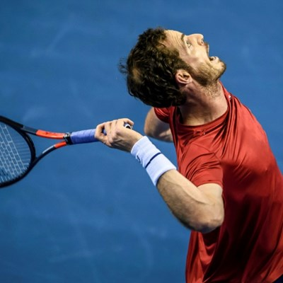 Murray says playing only 'top-70' tennis after Zhuhai exit